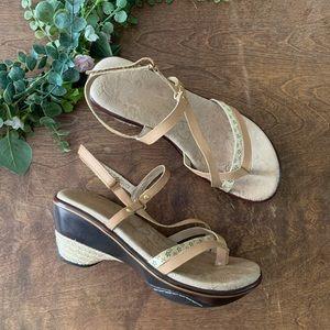 Jambu Espy Espadrille Clog Sandals | Size 8